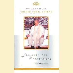 Jenseits des Verstandes - Sutra über Meditation