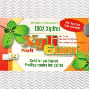 Kaugummi XyliGum Fruit