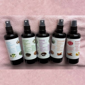 Package H - Aroma Sprays 118 ml
