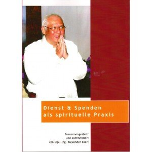 Dienst & Spenden als spirituelle Praxis