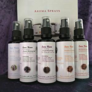 Aroma Spray Reiseset mittel