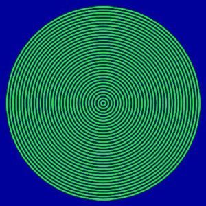 Pranagenerator Der konzentrische Kreis