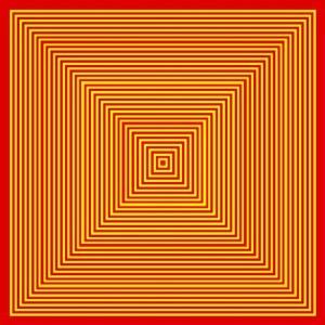 Pranagenerator Das konzentrische Quadrat