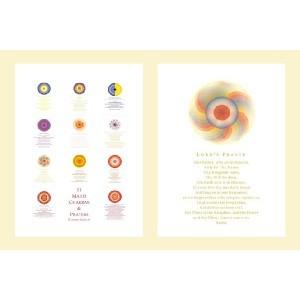 Card Prayers and Chakras