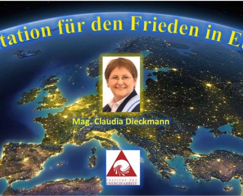 Bild zu Meditation für Frieden in Europa