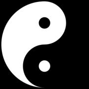 Yin-Yang als Symbol für Prana Umgebungsberatung