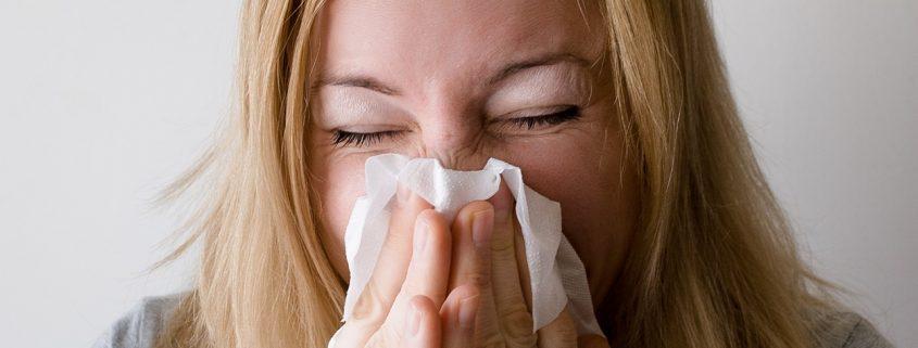 Allergien komplementär löschen