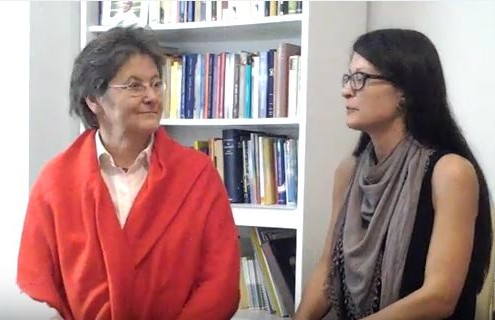 Video eines Interviews mit Mag. Claudia Dieckmann zum Thema Energiearbeit