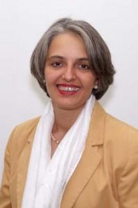 Jana Thann bei Zeit für Stille im Institut für Energiearbeit