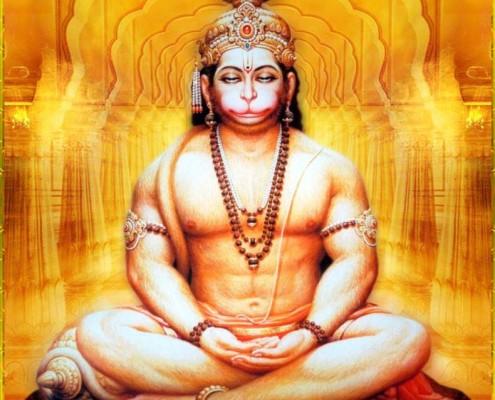 Bild von Hanuman