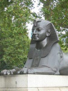 Die Sphinx als Symbol für das Erfolgsseminar