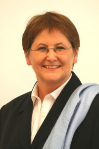 Claudia Dieckmann, Leiterin des diplomierten Selbstheilungscoaches im Institut für Energiearbeit