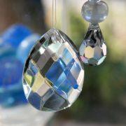 Feng Shui Kristalle als Bild zu Prana Umgebungslehre