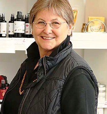 Mag. Claudia Dieckmann im Institut für Energiearbeit