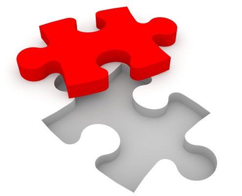 Puzzleteil als Bild zu einem Erfahrungsbericht einer LOA Absolventin