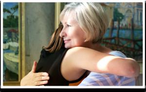 Bild einer herzlichen Umarmung von Pixabay für das Seminar Vergeben und Vergebung