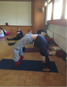 MGSGT Prana Yoga mit Tom