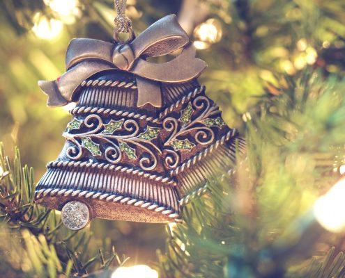 Friedliches Weihnachtsfest danke Schutzschild