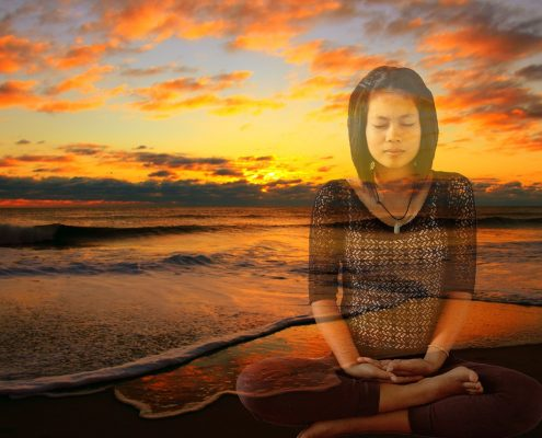 Newsletter Meditation im März