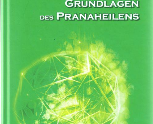 Buch Grundlagen des Pranaheilens