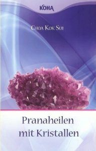 Buch Pranaheilen mit Kristallen