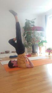 Yoga mit Tom