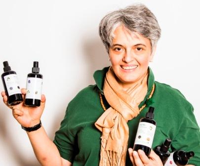 Vortrag Aromasprays mit Jana Thann