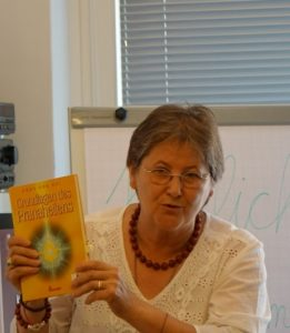 Infovortrag mit Mag. Claudia Dieckmann über Prana Energiearbeit