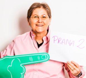 Prana Energiearbeit 2 Seminar mit Mag. Claudia Dieckmann