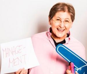Mag. Claudia Dieckmann unterrichtet Erfolgreiches Management
