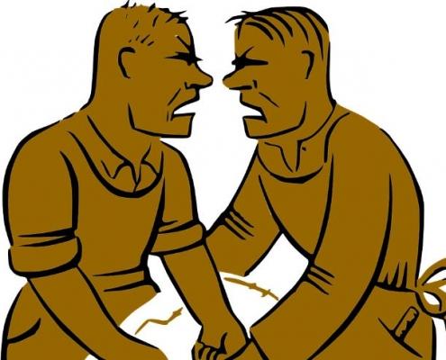 Konflikten