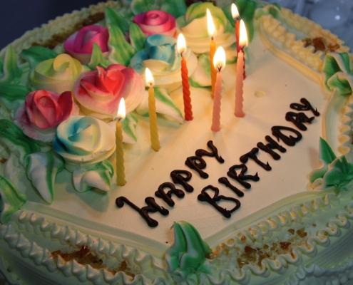 Masters Geburtstag