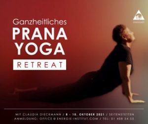 Ganzheitliches Prana Yoga Retreat