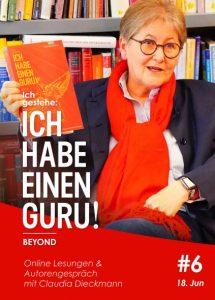 Lesung mit Claudia Dieckmann